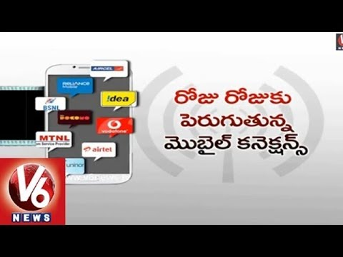 India's Telecom Subscriber Base Rises to 933 million - TRAI