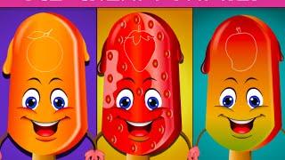 download lagu The Finger Family - Ice Cream Family - Nursery gratis