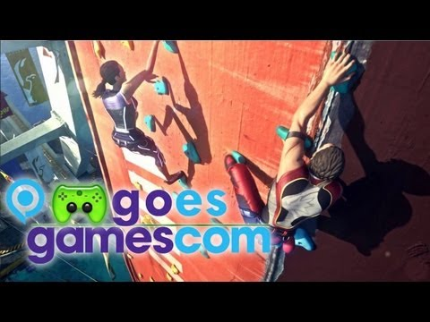 KINECT SPORTS RIVALS - Xbox One Gameplay «» PietSmiet goes gamescom 2013   HD