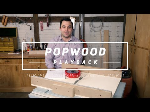 Build a Copper Sign, DIY Platform Bed, Resin Table, Wranglerstar & Handtool Rescue | PW Playback #15
