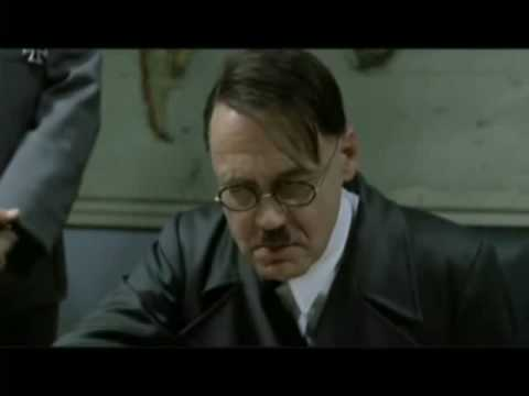 Hitler finds out that 80% attendance has been made compulsory in IIT Kanpur- Baseline Wolves