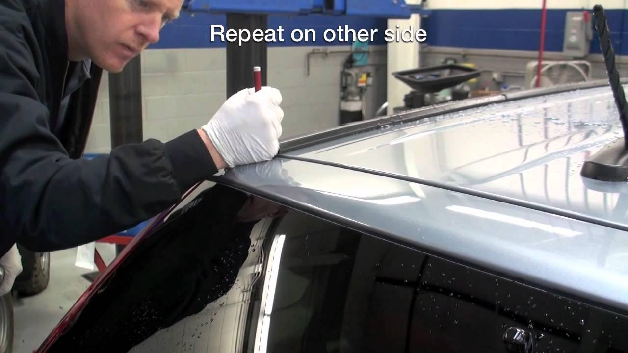 Honda Crv Spoiler Installation Honda Answers 62 Youtube