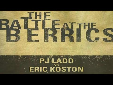Eric Koston Vs PJ Ladd | BATB - Throwback