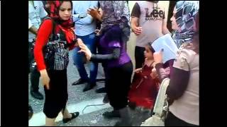Girls dance Baghdad University