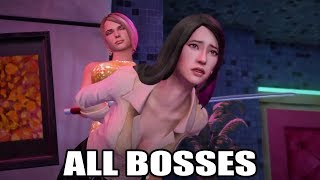 Dead Rising 2 - All Psychopaths & Bosses (With Cutscenes) HD 1080p60 PC