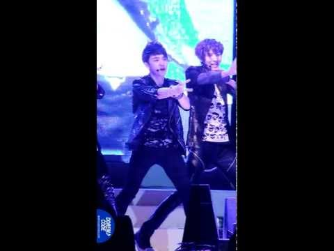 Fancam 120506 EXO-K CBS Radio Public Broadcast - History (D.O focus) Music Videos