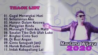 LAGU ENAK DI DENGAR Maulana Wijaya tracklist riview 2020/2021 full album terbaik