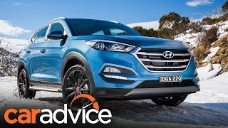 2017 Hyundai Tucson '30' Special Edition Review   CarAdvice