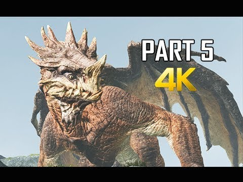 GOD OF WAR Gameplay Walkthrough Part 5 - DRAGON (PS4 PRO 4K Commentary 2018) thumbnail
