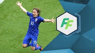 World Cup Memories: Luka Modric