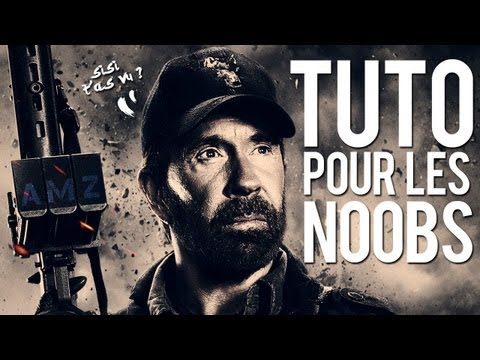 Les 5 Règles Du NOOB – Parodie Tuto Black Ops 2 !