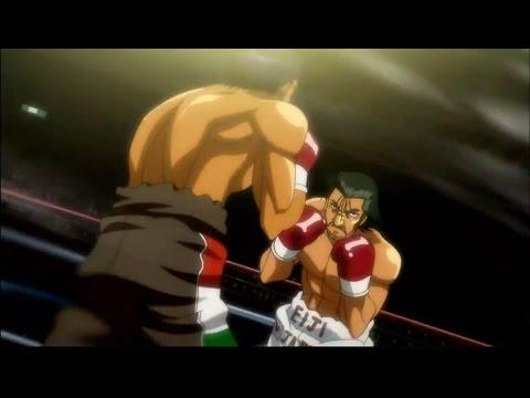 AMV-Hajime No Ippo -Date Eiji VS Ricardo Martinez
