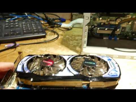 Trash Picked Dell Computer Rebuild 5-21-2016