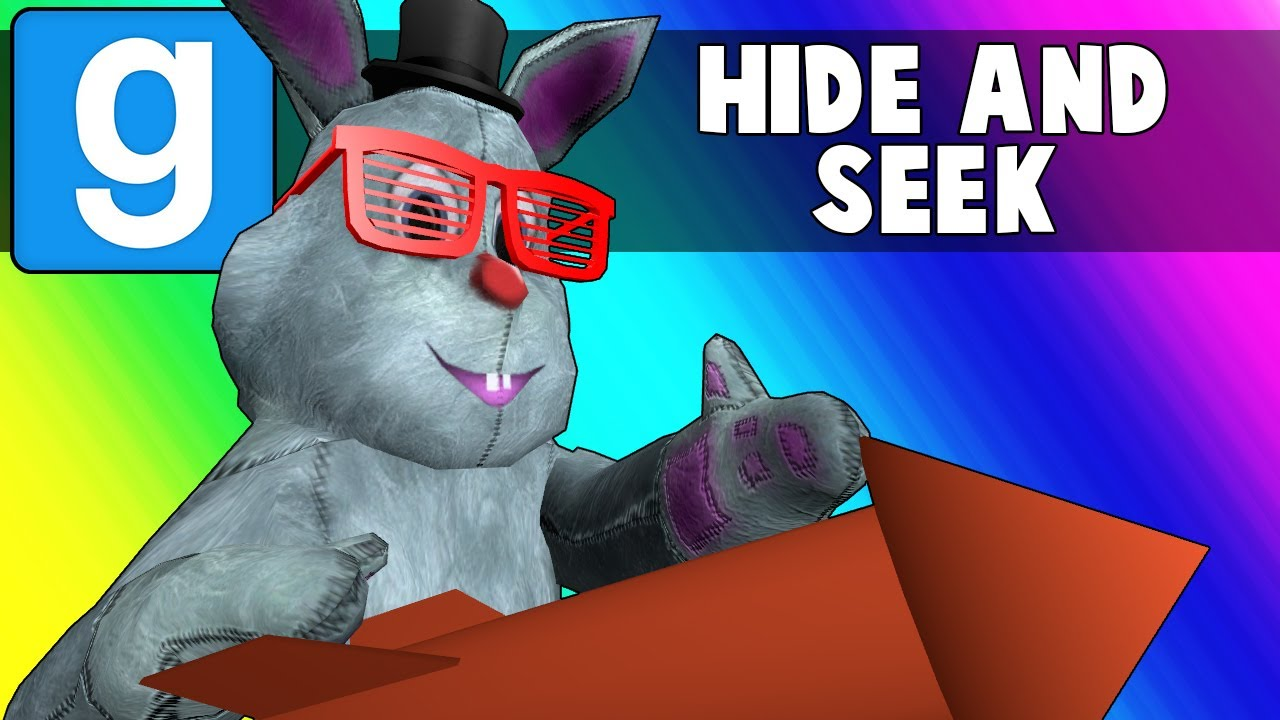 Gmod Hide and Seek Funny Moments - New Years Rocket Rides! (Garry's Mod)