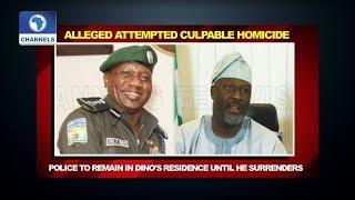 Police Raid Dino Melaye's Abuja Residence |Politics Today|