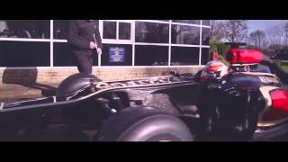 Lotus F1 Team teaser 2014