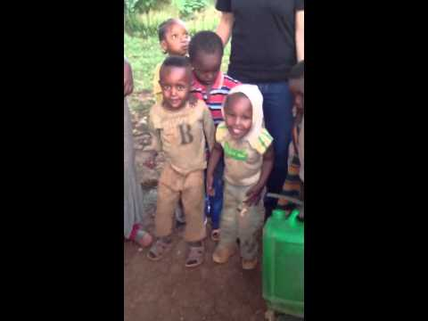 Ethiopian kids learning to dance thumbnail