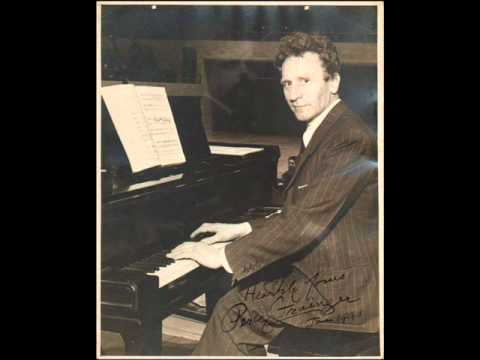 Percy Grainger speaks and plays (1948)