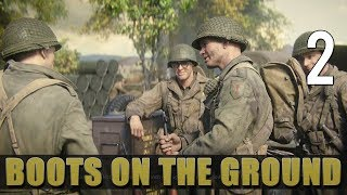 [2] Boots on the Ground (Let's Play Call of Duty: World War 2 PC w/ GaLm)