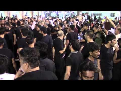 Matamdari Karbala Matami Sangat Musafira E Shaam Uk Noha Khawan Ravi Road & Chakwal Party 2 10 2014 video