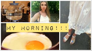 My Morning Routine|Get Ready With ME!!!~Hillamaria89~