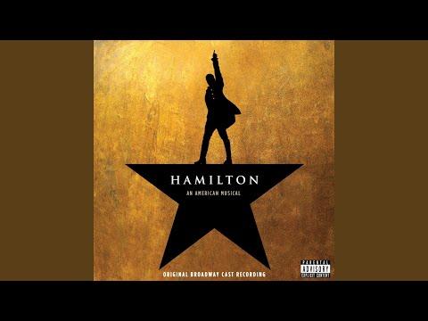 Broadway - Hamilton - The Story Of Tonight