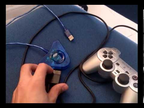 Como utilizar mando de ps2 en ps3