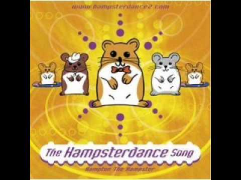 Hampton The Hampster - The Hampsterdance Song video