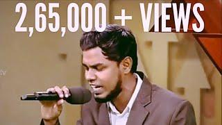 Fastest Tamil Rap  80 Words in 15 Sec by Yuki Praveen