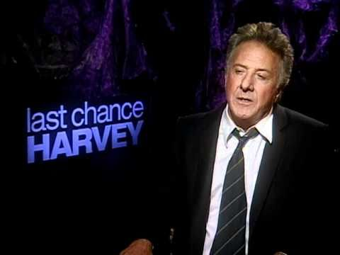 Last Chance Harvey - Exclusive: Dustin Hoffman Interview