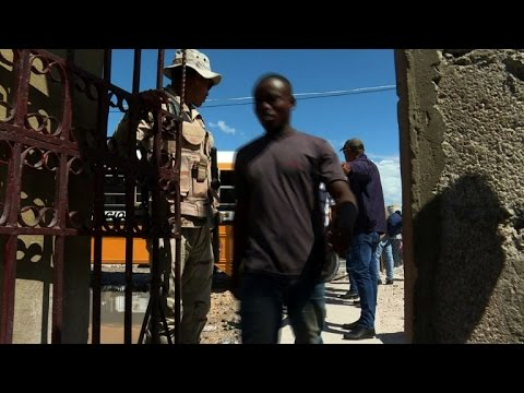 Sad homecoming for Haitians deported from Dominican Republic