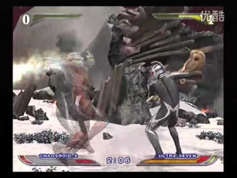 Ultraman Fighting Evolution Rebirth part 12 Chinese walk-through