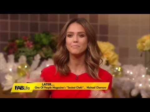 Jessica Alba Sits Down with Joe Zee and Chrissy Teigen