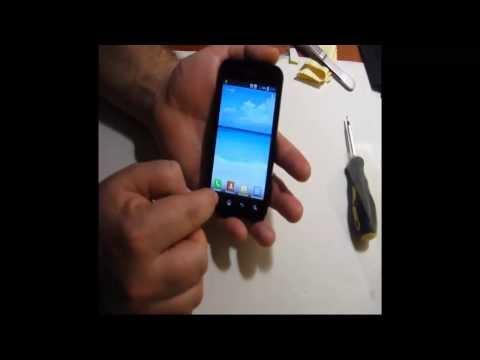 Установка Touch screen на сенсорный мобильный телефон LG P970 - AKtubes