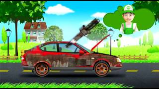 Auto Car Servicing For kids
