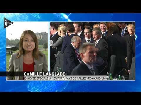 François Hollande silencieux au sommet de l'OTAN