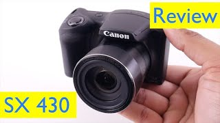 Canon Powershot SX430 IS Review and HD Test Videos and Photos
