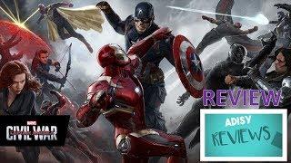 Captain America: Civil War (Film Review) - Adisy.