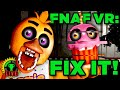 FNAF VR   A New World Of Animatronics!   Five Nights At Freddy's VR: Help Wanted (Part 2)
