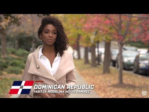 DOMINICAN REPUBLIC, Yaritza Miguelina Reyes Ramirez - Contestant Profile: Miss World 2016
