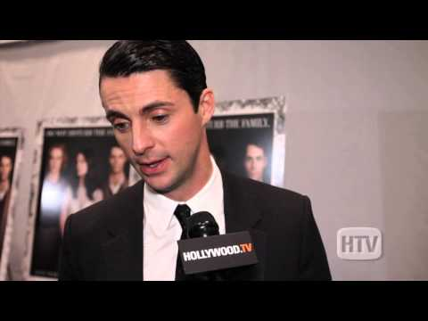 Matthew Goode Dazzles At 'Stoker' Premiere.