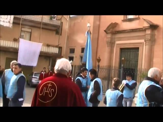 Filmato Raduno Confr Campofranco corteo