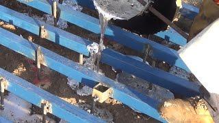 Over 200 kg (440 lb) Aluminium Casting of a Meat Ant Nest - Iridomyrmex purpureus - 2015/10/19