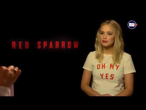 Jennifer Lawrence vindt borsten van Carice van Houten geweldig