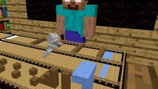 Monster School: Parkour - Minecraft Animation