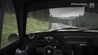 Dirt Rally Pays De Galles renault alpine a110