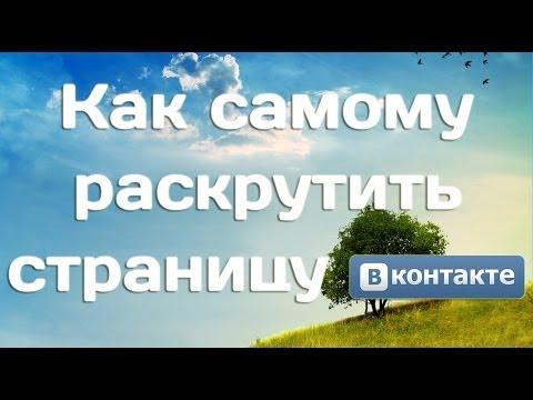 Как самому раскрутить свою страницу ВКонтакте - Лина, А. Сорокин, В. Дмитренко, О. Колчаков