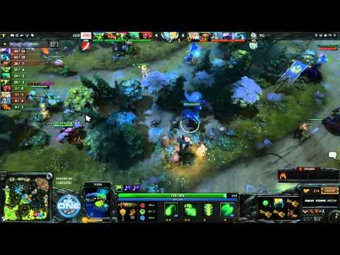 Vici Gaming vs LGD Game 2  ESL One New York CN Qualifiers TobiWanDOTA