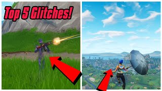 Fortnite Glitches You Can Do Easily (New Top 5) Forntite Glitches PS4/Xbox one/PC