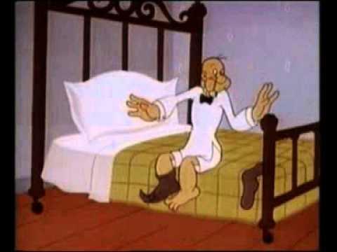 POPEYE  NEARLYWEDS  ποπαυ στα ελληνικά (1957...